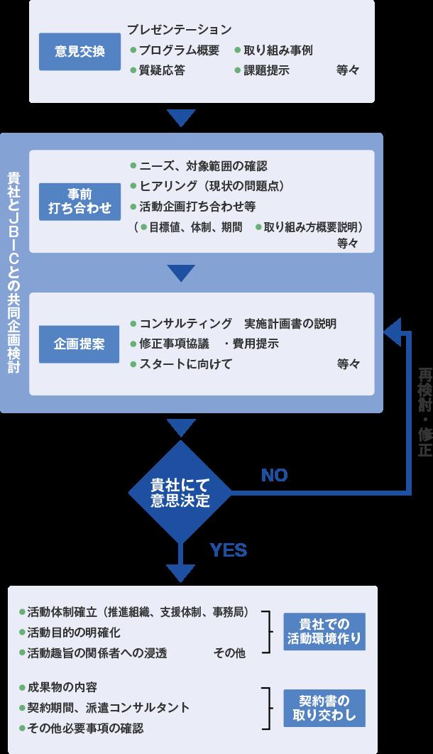導入・実行プロセス